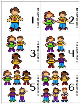 """Number of Students per Center Labels   """"Real Kid"""" Pack   Class Organization"""