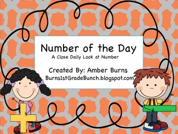 Number of The Day: A Close Daily Look at Numbers