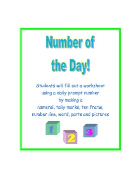 Daily Number Activity