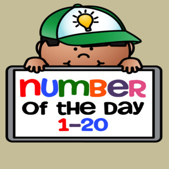 Number of the Day 1-20