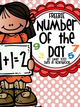 FREEBIE Number of the Day