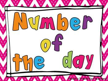 Number of the Day (14 steps)