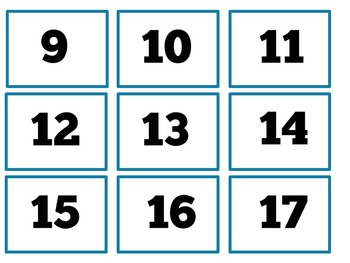 Number of the Day Activity Pack | Math Calendar Set