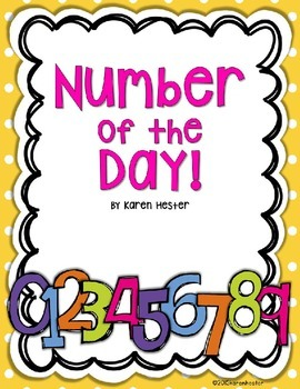 Number of the Day!