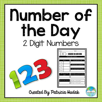 Number of the Day: 2 Digit Numbers