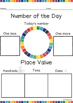 Number of the Day - FREE