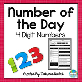 Number of the Day: 4 Digit Numbers