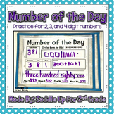 Number of the Day: A Daily Math Practice