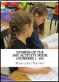 Number of the Day Activity Book (1 - 60)