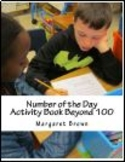 Number of the Day Activity Book Beyond 100