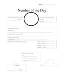 Number of the Day Bellringer