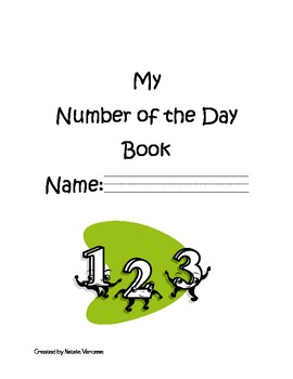 Number of the Day Book