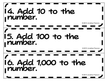 Number of the Day Bulletin Board Set