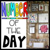 Number of the Day Calendar Companion (Preschool and Kindergarten)