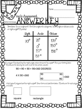 Measurement Number of the Day: Classifying, Drawing, & Measuring Angles