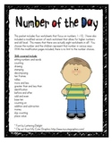 Number of the Day  Daily Number Practice