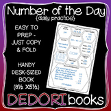 Number of the Day - Daily Practice Book