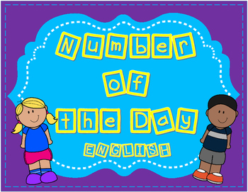 Number of the Day English