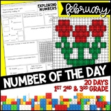 Number of the Day | Exploring Numbers with Building Bricks