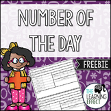 Number of the Day | FREE