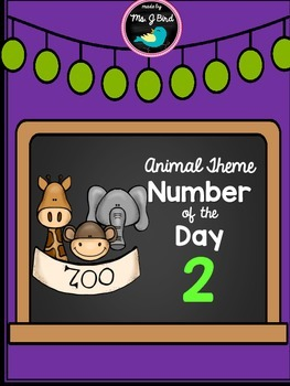 Number of the Day FREEBIE Number 2