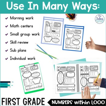 Place Value Number Sense Practice Number of the Day Morning Work