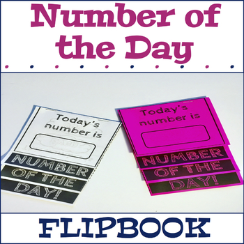 Number of the Day Flipbook
