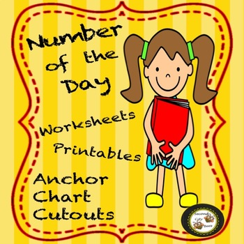 Number of the Day Freebie!