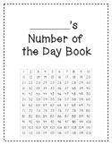 Number of the Day Ideas for K/1