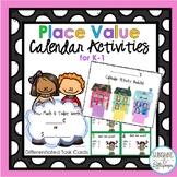 Number of the Day Interactive Bulletin Board and Activities for K-1