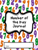 Number of the Day Journal