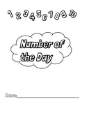 Number of the Day Math Review