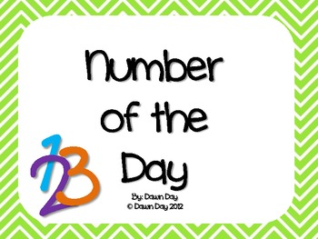 Number of the Day Multi Level