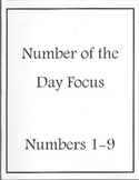 Number of the Day Packet