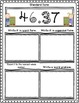 Number of the Day Posters: Decimals