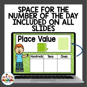 Math Wall Posters for Number of the Day