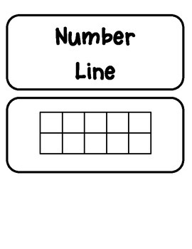 Number of the Day Templates/Student Worksheet