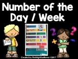 Number of the Day/ Week