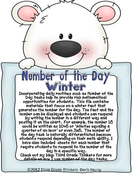 Number of the Day: Winter File