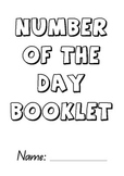 Number of the Day template