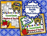 Back to Dchool Number of the Day with Math Centers Bundle
