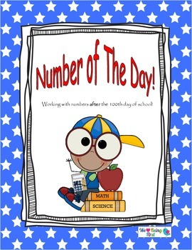 Number of the Day...After the 100th Day of School