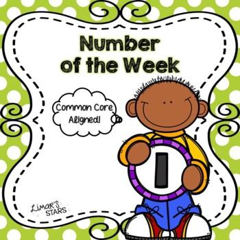 Number of the Week: 1