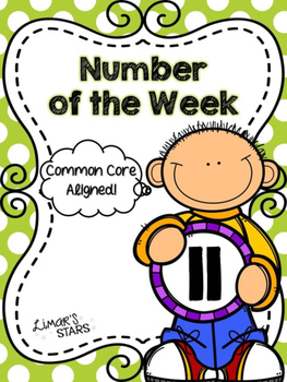 Number of the Week: 11