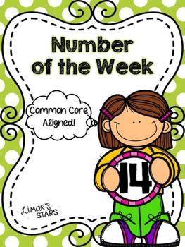 Number of the Week:14
