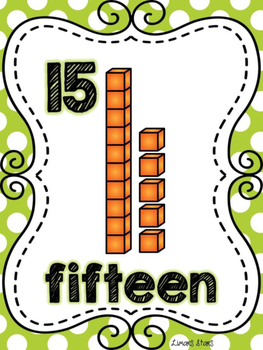 Number of the Week: 15