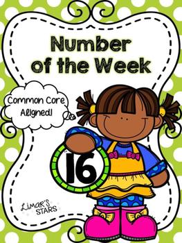 Number of the Week: 16