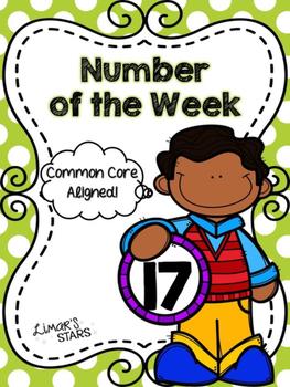 Number of the Week: 17