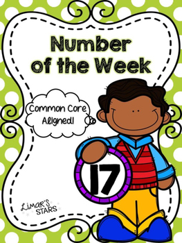 Number of the Week: 17
