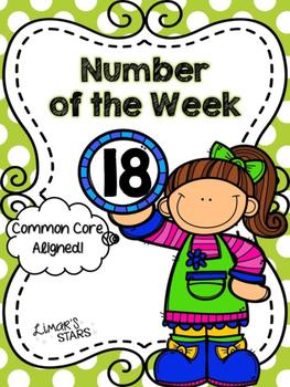 Number of the Week: 18
